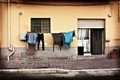 Hogar italiano fotografía de archivo libre de regalías