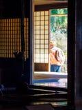 Hogar japonés fotos de archivo libres de regalías