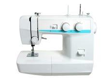 Hogar: Máquina de coser Imagen de archivo libre de regalías