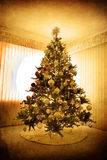 Hogar para la Navidad Imagen de archivo