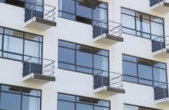Hogar residencial de Dessau del Bauhaus Imagen de archivo