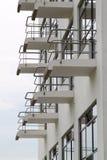 Hogar residencial de Dessau del Bauhaus Fotografía de archivo