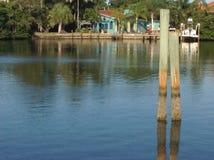 Hogar tropical imagen de archivo libre de regalías