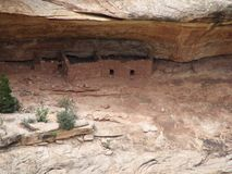 Hogares del nativo americano Fotografía de archivo libre de regalías
