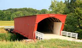 Hogback Bridge stock image