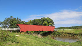 Hogback Bridge over North River Stock Photo