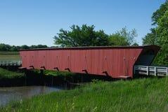 Hogback Covered bridge Stock Photography