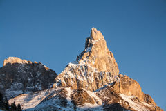 Hoge Berg Stock Foto's