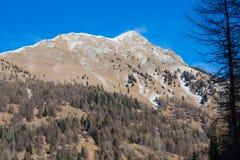 Hoge berg III Royalty-vrije Stock Fotografie