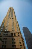 Hoge de stijgingswolkenkrabber van parkhyatt Chicago Stock Fotografie