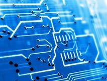 Hoge elektronisch Stock Foto