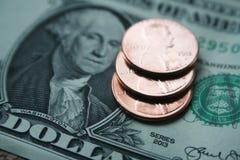 Hoge kapitaalwinst & Dividenden - kwaliteit stock foto