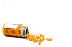 Hoge Kosten van Gezondheidszorg Stock Foto