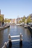 Hoge and Lage der A, Groningen, Holland Stock Images