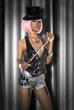 Hoge Manier in Cabaret Stock Afbeeldingen