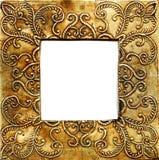 Hoge Onderzoek- Omlijsting royalty-vrije stock afbeeldingen
