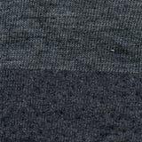 De Donkergrijze Textuur van de stof - Stock Afbeelding