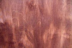 Hoge resolutie oude donkerrode houten textuur Stock Afbeeldingen