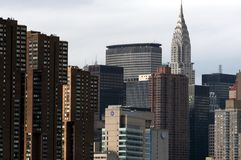 Hoge Stijgingen van New York Stock Foto's