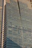 Hoge stijgings commerciële gebouwen Royalty-vrije Stock Afbeeldingen