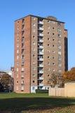 Hoge stijgingsvlakten of flats. royalty-vrije stock fotografie