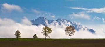 Hoge Tatra Stock Foto's