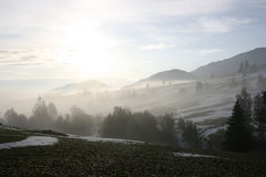 Hoge Tatras Royalty-vrije Stock Afbeelding