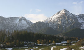 Hoge Tatras Royalty-vrije Stock Foto