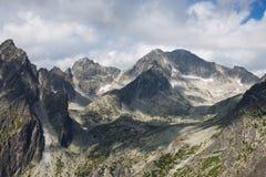 Hoge Tatras Stock Foto's
