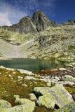 Hoge Tatras in Slowakije Royalty-vrije Stock Afbeeldingen