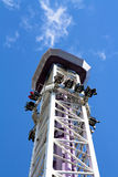 Hoge toren Stock Foto's