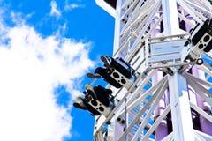 Hoge toren Royalty-vrije Stock Foto