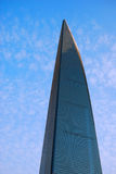 Hoge wolkenkrabber Royalty-vrije Stock Fotografie