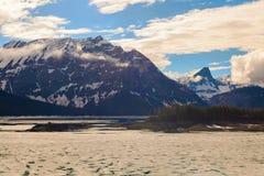 Hoger Meer, Kananaskis-Land, Alberta, Canada Royalty-vrije Stock Afbeeldingen