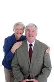 Hoger Paar Royalty-vrije Stock Foto