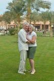 Hoger paar op vakantie Royalty-vrije Stock Fotografie