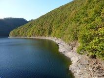 Hoger Zeker reservoir Royalty-vrije Stock Foto's