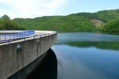 Hoger Zeker reservoir   Royalty-vrije Stock Fotografie