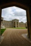 Hogere Afdeling en van de Staat Flats, Windsor Castle stock foto