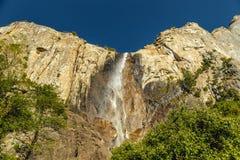 Hogere en Lagere Yosemite-daling royalty-vrije stock fotografie