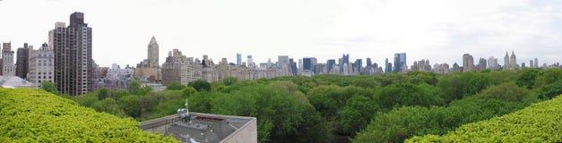 Hogere het westenkant van New York Stock Afbeeldingen
