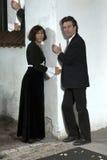 Hogere Man en Vrouw Royalty-vrije Stock Fotografie