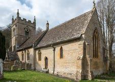 HOGERE SLACHTING, GLOUCESTERSHIRE/UK - 24 MAART: Mening van St Huisdier Royalty-vrije Stock Fotografie