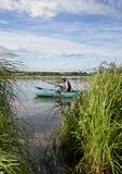 Hogere visser Royalty-vrije Stock Foto's