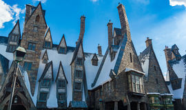 Hogsmead Royalty Free Stock Photography