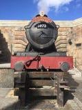 Hogwarts срочное стоковое изображение