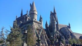 hogwarts стоковое фото rf