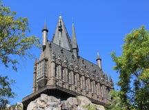Hogwarts Fotografie Stock
