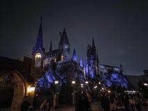 hogwarts 免版税图库摄影