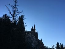 Hogwarts Castle στο Ορλάντο Στοκ Φωτογραφίες